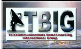 Telecommunications Benchmarking International Group